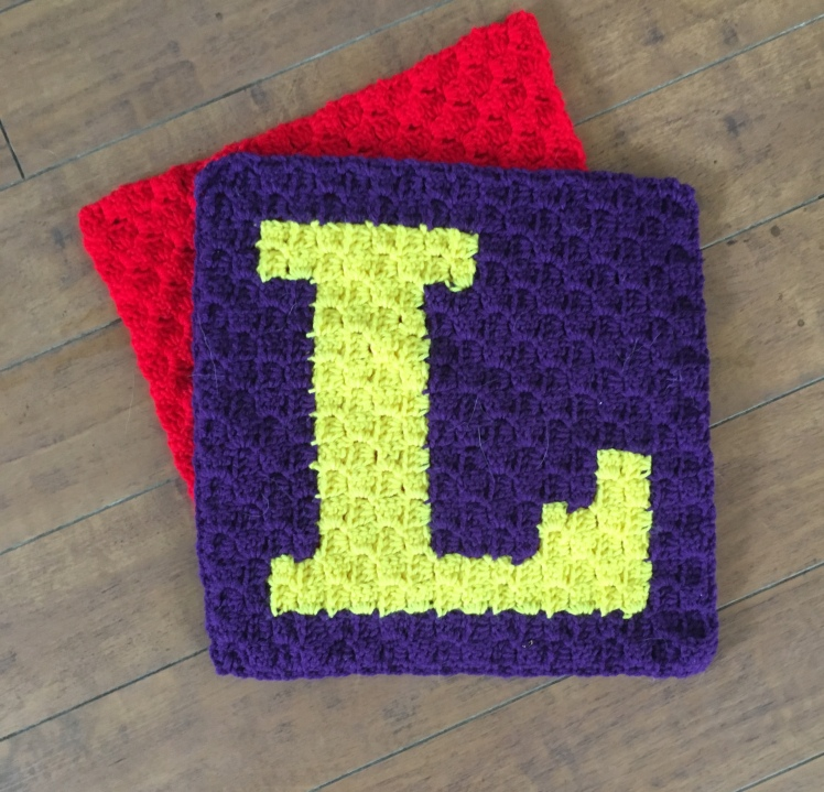 L pillow for the PLAY corner to corner pillow set