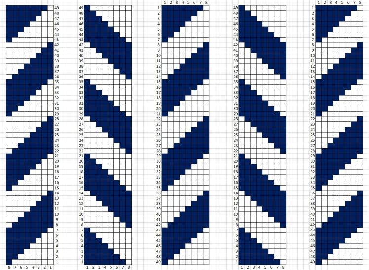 Criss-Cross Chevron